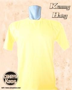 kuning baby 239x300 kaos polos tanpa sablon