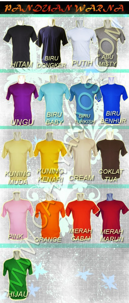 warna kaos polos 436x1024 Jual baju online