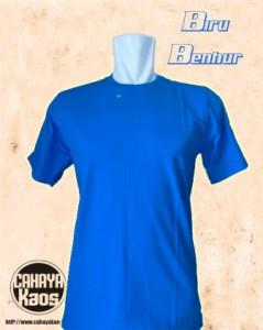 biru benhur 239x300 Kaos Polos |CahayaKaos