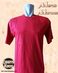 marun1 239x300 Kaos Polos |CahayaKaos